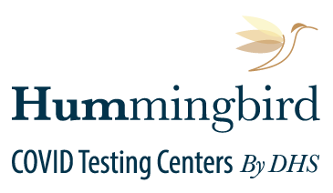Hummingbird - COVID Testing Centers by DHS
